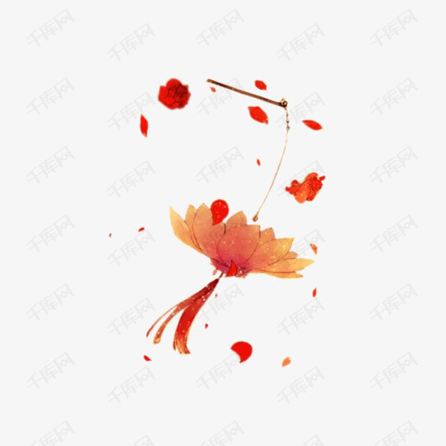 手绘古风灯笼素材图片免费下载 高清卡通手绘png 千库网 图片编号7878487图片