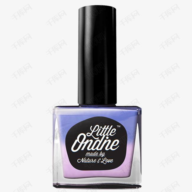紫红色英文指甲油瓶素材图片免费下载_高清p