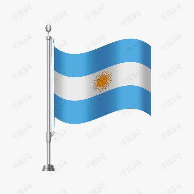 阿根廷国旗免扣素材