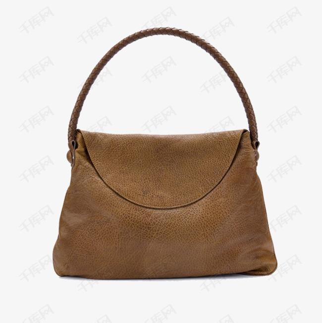 咖啡色手提包