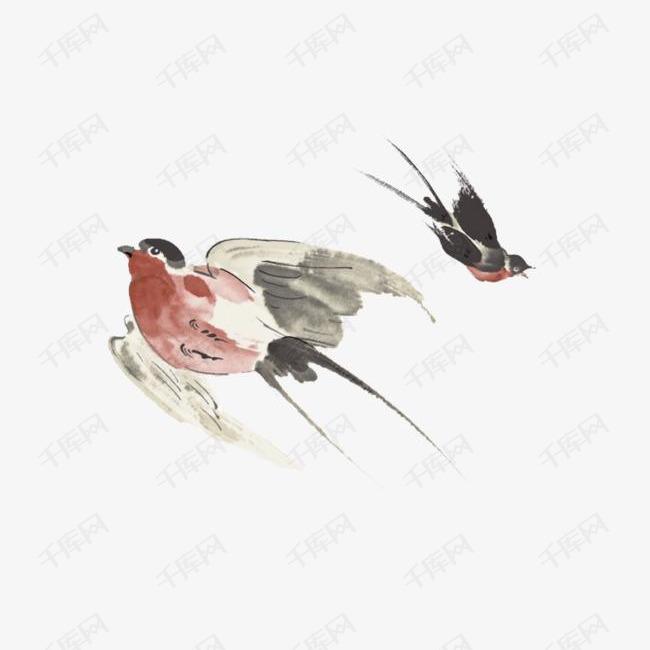 小燕子图素材图片免费下载 高清装饰图案png 千库网 图片编号7268212