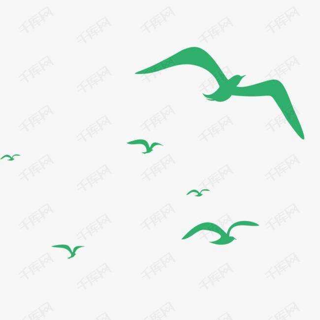 矢量手绘大雁素材图片免费下载 高清卡通手绘psd 千库网 图片编号5689708
