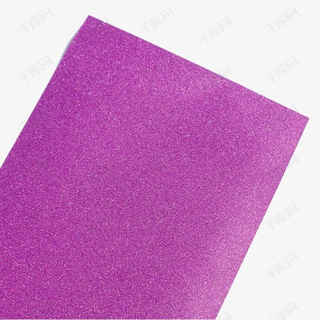 紫色金粉纸