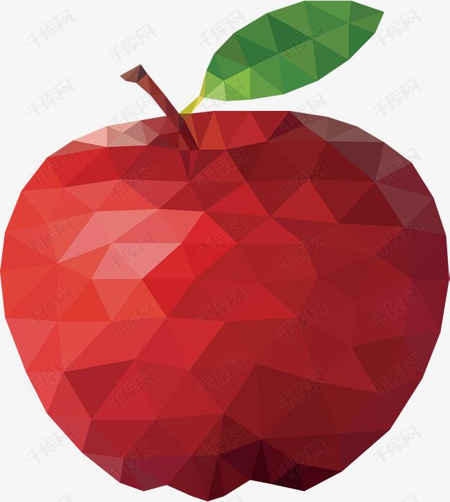 卡通苹果设计
