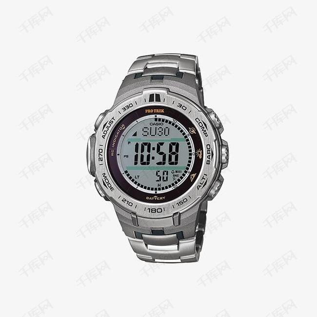 卡西欧登山系列手表
