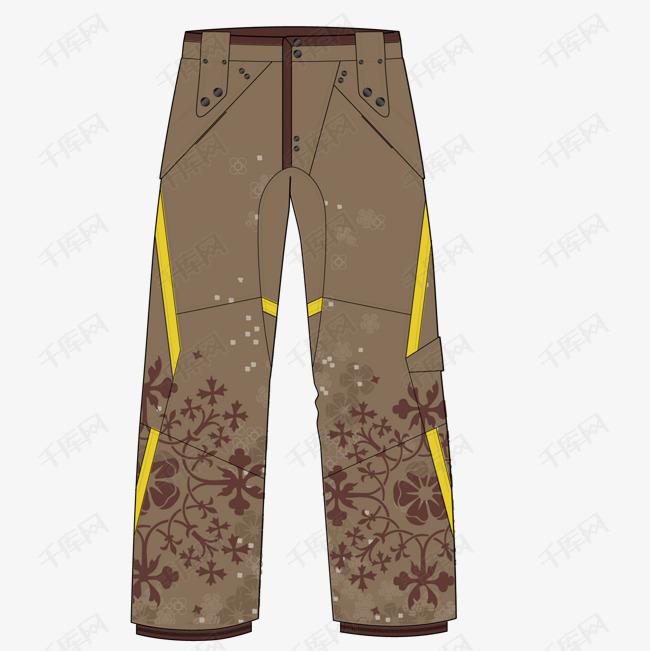 中国风裤子