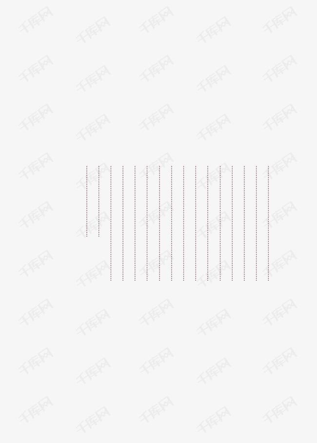 线条矢量图