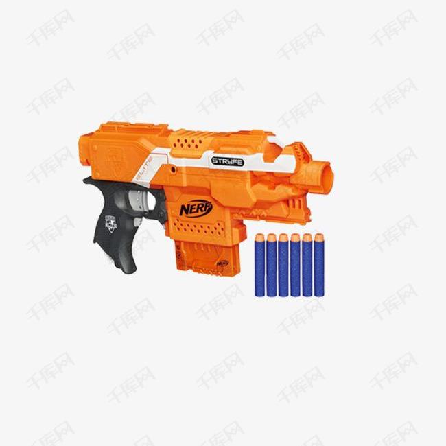 对战玩具枪