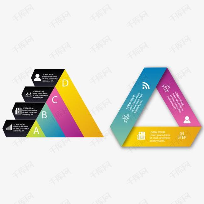 折纸信息图