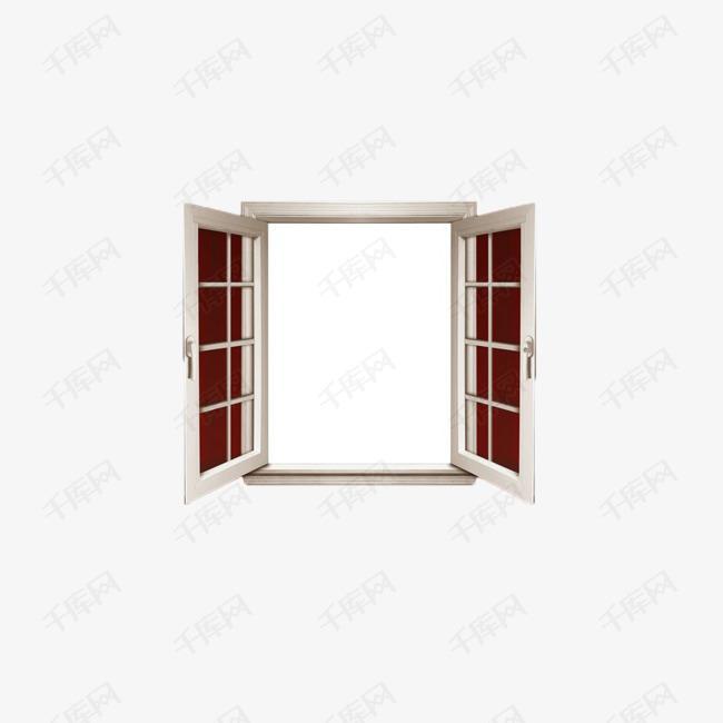 手绘玻璃窗