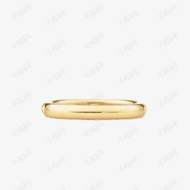 蒂芙尼18K金戒指