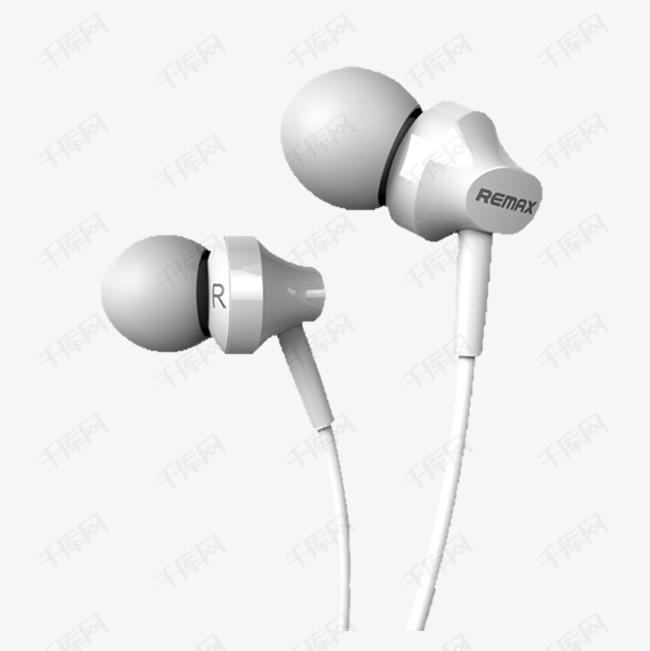 耳机效果图