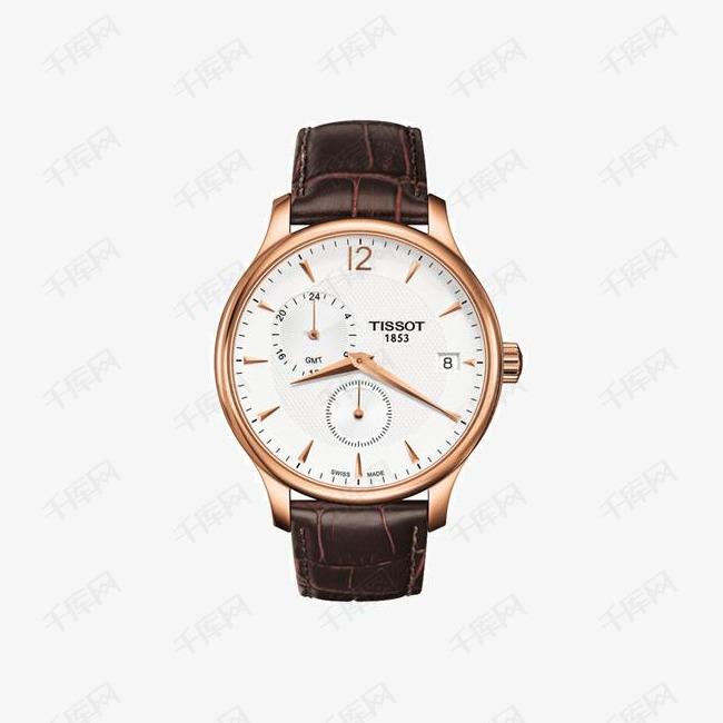 天梭俊雅系列手表