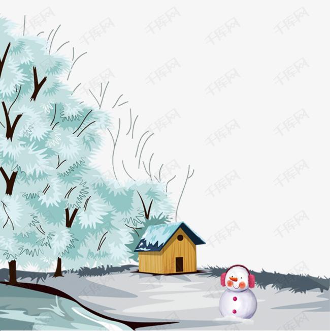 冬天来了图片