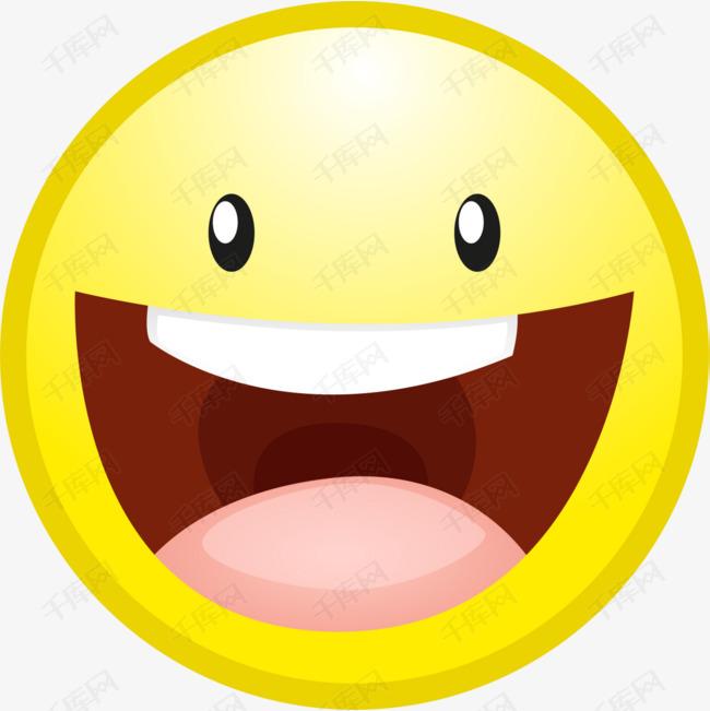 哈哈大笑小黄人表情图片