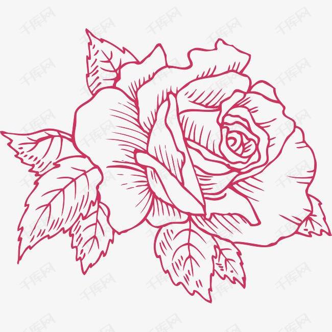 手绘玫瑰花的素材免抠玫瑰花束一束玫瑰花玫瑰花藤玫瑰花边框玫瑰花环玫瑰花纹玫瑰花背景玫瑰花边粉色玫瑰花瓣玫瑰花朵卡通玫瑰花玫瑰花logo
