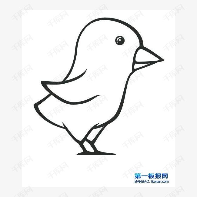 小学画小鸡间笔画教案_画小鱼简笔画教案