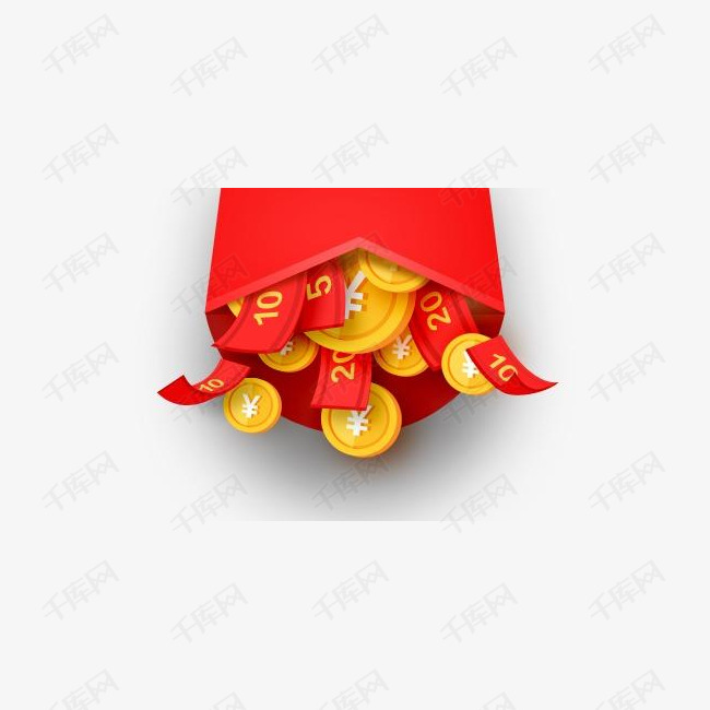 金币红包礼券