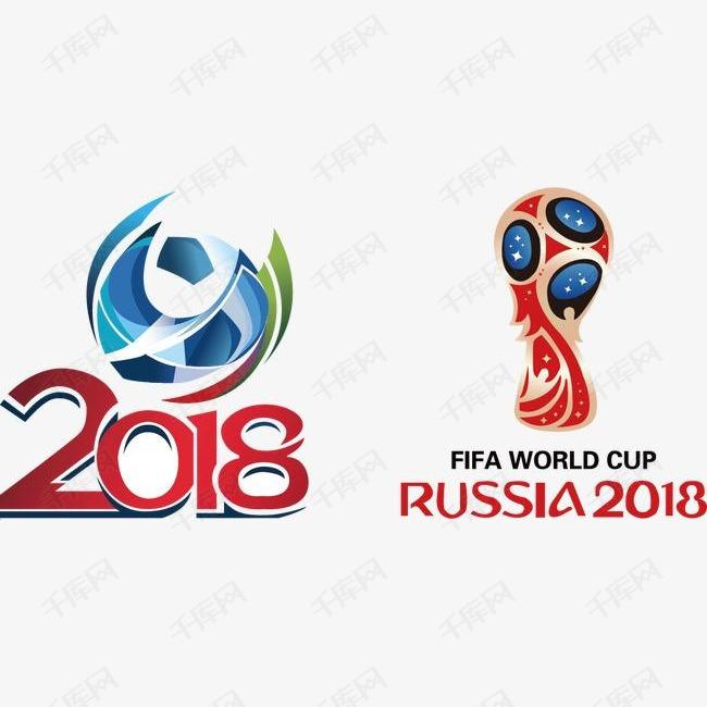 2018世界杯logo矢量图