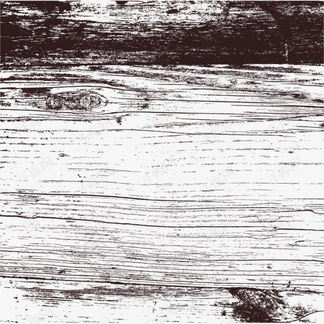 矢量手绘木纹图片