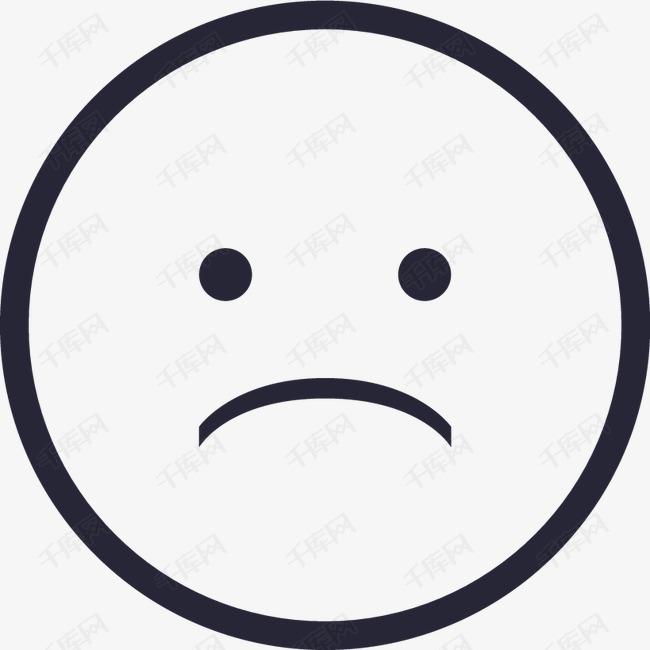 哭脸素材图片免费下载 高清图标素材psd 千库网 图片编号1550086