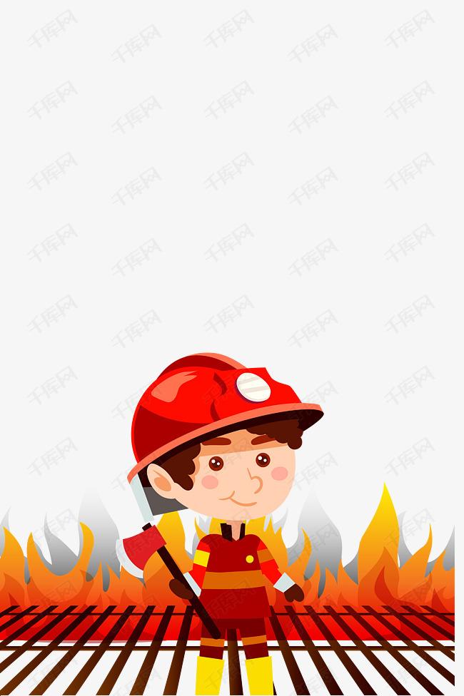 安全教育日消防安全消防斧使用素材图片免费下载 高清psd 千库网 图片编号10142697