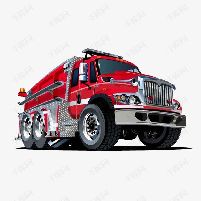 漫画可以漫画消防车爱你手绘卡通卡通我吗图片