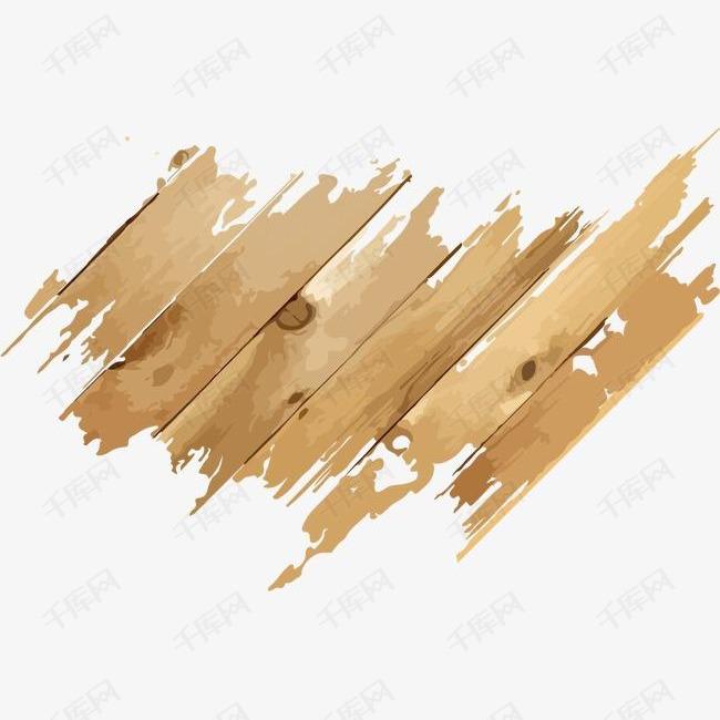 矢量手绘木纹素材图片免费下载 高清边框纹理psd 千库网 图片编号3755366图片