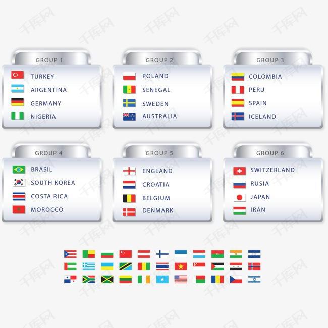 银色边框世界杯小组赛