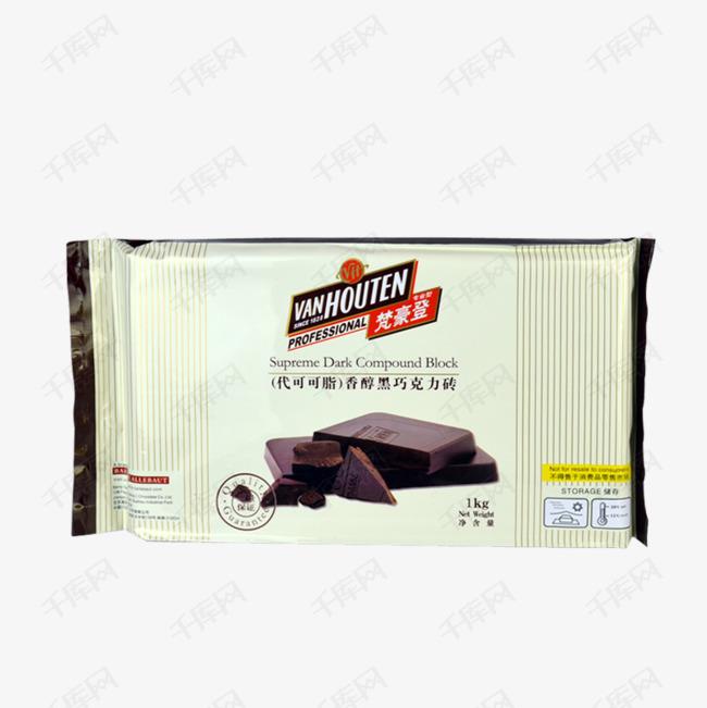 梵豪登黑巧克力