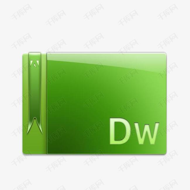 Dreamweaver CS 5个图标