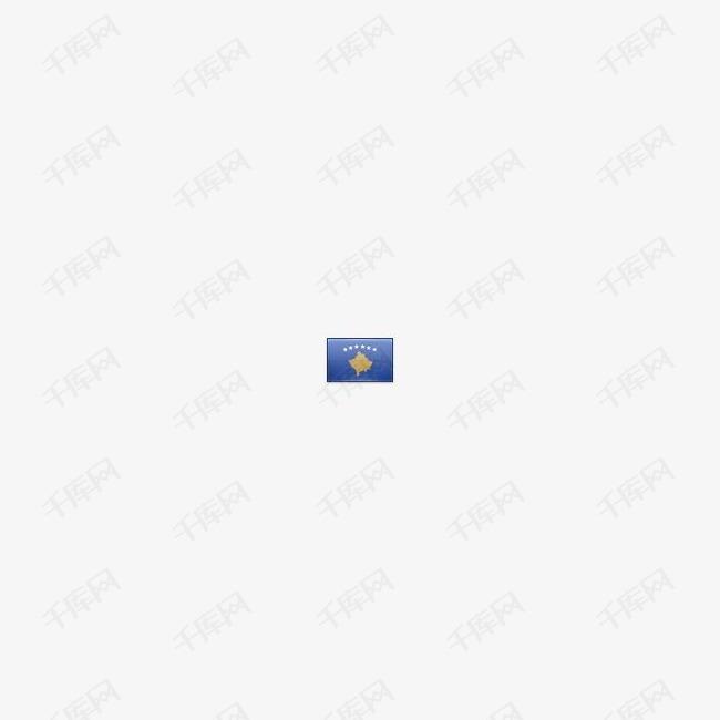科索沃国旗图标