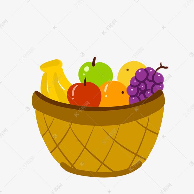 果水果果子蔬菜水果盘素材图片免费下载 千库网