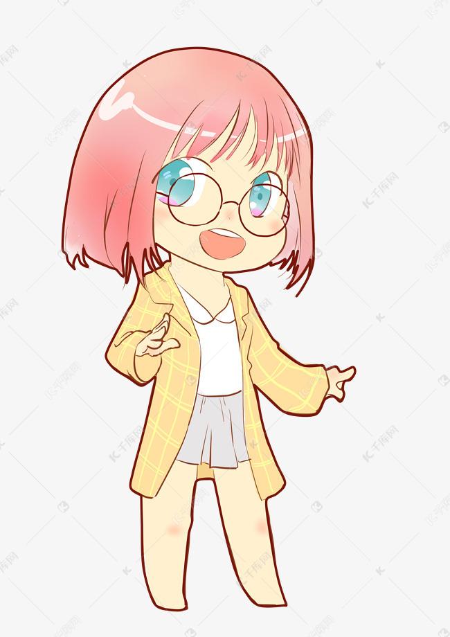 戴着眼镜的美女生初中少女脚的图片