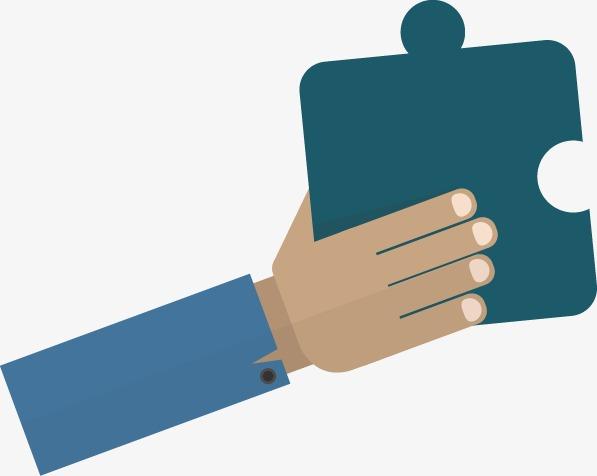 设计元素 科技素材 信息图表 > 手拿拼图  [版权图片] 找相似下一张 >