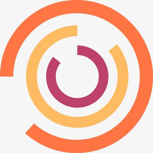 环模板下载 百分比图表环图片下载百分比矢量图表环百分比ppt百分比
