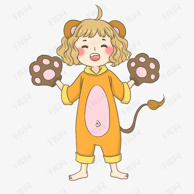 狮子座星座少女PNG想了解白羊座男图片