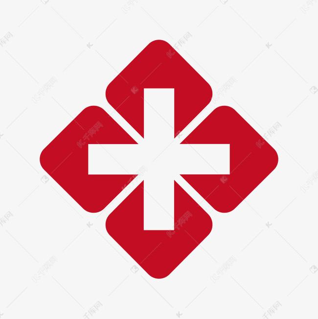 红色红十字会医院标志素材图片免费下载 千库网