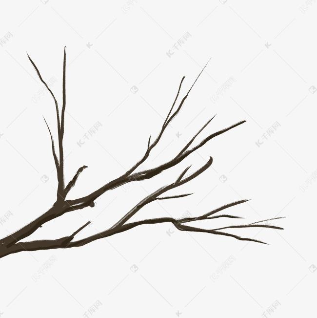 枯树枝素材图片免费下载 千库网