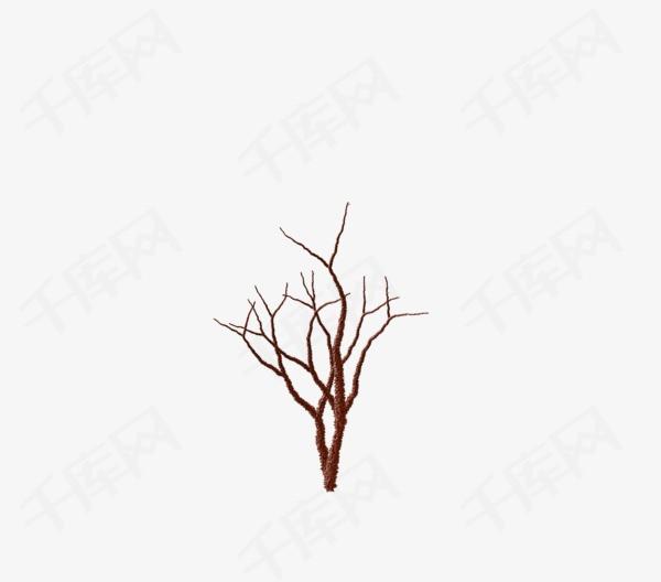 枯树枝素材图片免费下载 高清装饰图案png 千库网 图片编号895945