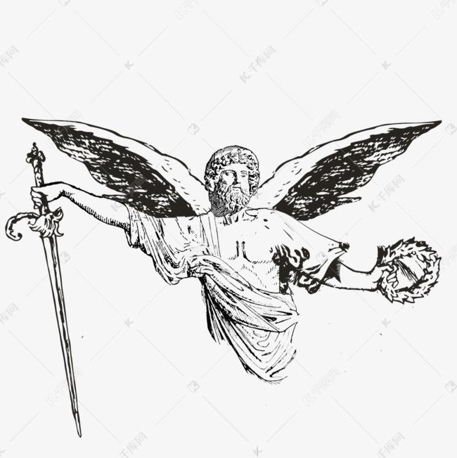欧洲古希腊古罗马神话人物图片