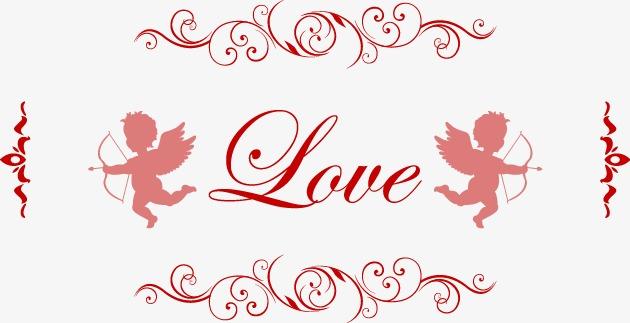 设计元素 背景素材 其他 > 爱情主题花纹边框  [版权图片] 找相似下一