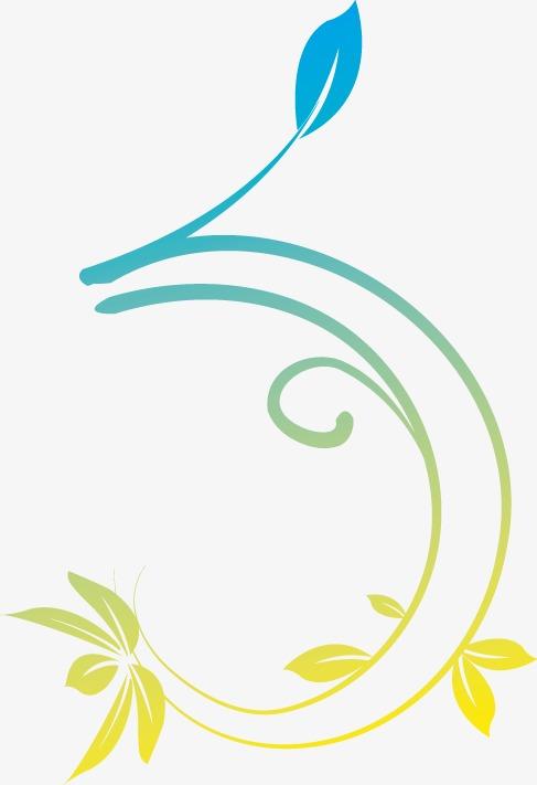 欧式花纹边框素材简单