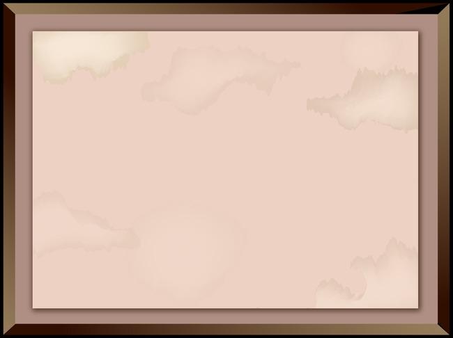 中国风牌匾画框