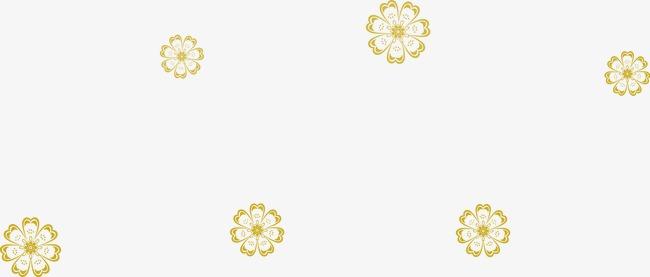 卡通花纹底纹