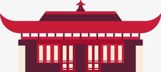 中国风宫殿