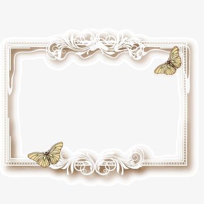 欧式花纹底纹边框(图片编号:15402194)