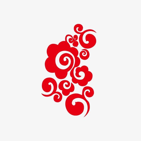 设计元素 背景素材 其他 > 花纹底纹 红色 装饰 中国风  [版权图片]