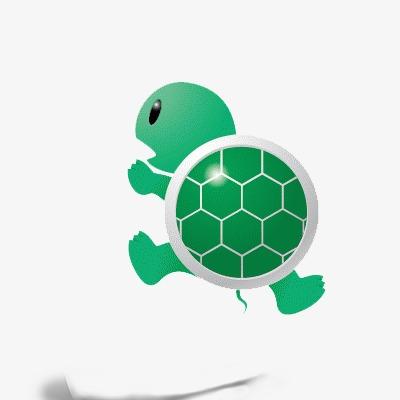 卡通乌龟_小乌龟png素材-90设计图片