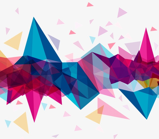 千库网 图片素材 矢量图素材 彩色几何形商务信息图矢量素材  按
